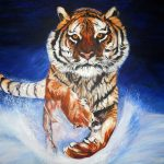 Tiger-Painting