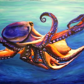 octopus-painting
