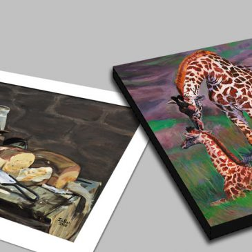 Art Prints Options