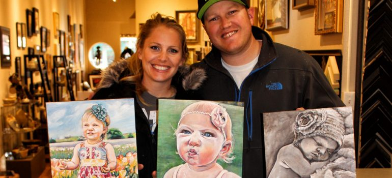 mother's day paintings